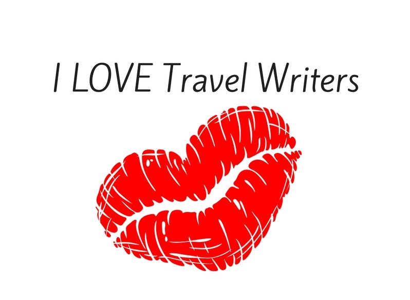 I Love Travel Writers, Don't You?