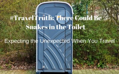 #TravelTruth: There Could Be Snakes in the Toilet—Expecting the Unexpected When You Travel